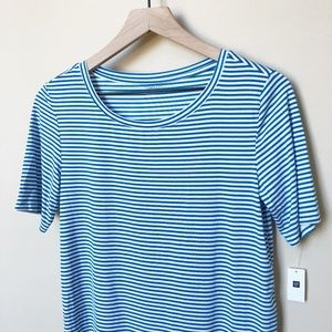 NWT Gap Body Striped T-Shirt